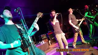 MILLENCOLIN - Olympic // Cover by FATWAGON // Quebec City QC - 2019-01-05
