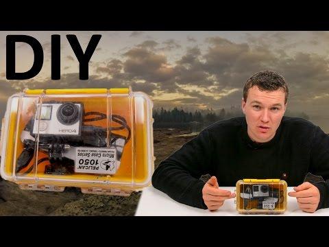 DIY Waterproof Charging Housing + Giveaway