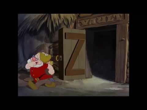 Sneeuwwitje & De Zeven Dwergen | Liedje: Hey Ho | Disney BE