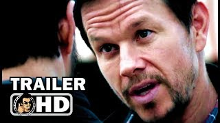 MILE 22 Official Trailer #1 (2018) Mark Wahlberg, Ronda Rousey Action Movie HD