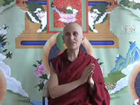 01-25-09 41 Prayers to Cultivate Bodhicitta - Verse 27 - BBCorner