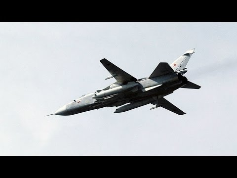 Syria: Turkey shoots Russian fighter jet down near the border