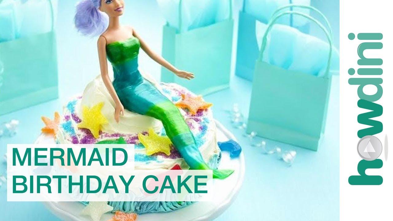 Easy To Make Little Girl Birthday Cakes