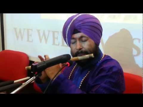 hero flute by sardar flute player baljinder Singh ballu +919302570625...