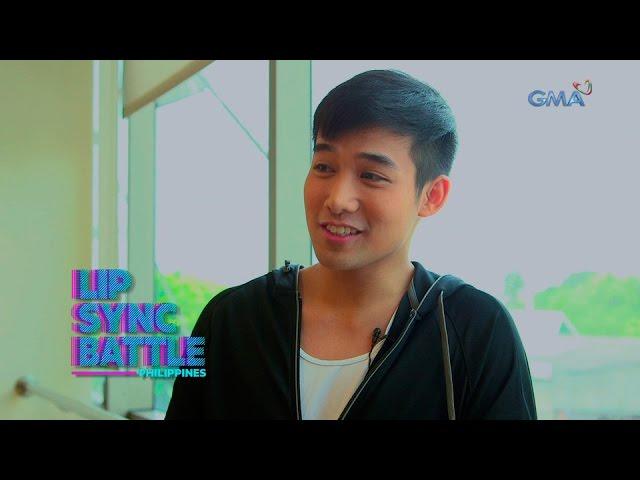 Ken Chan (Pre-show interview) | Lip Sync Battle Philippines