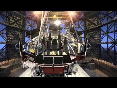 asi sera el telescopio mas grande del mundo