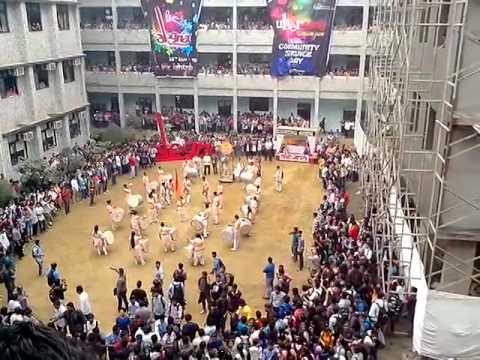 Alegria Pillai 2014 (yuva Naad Dhol Performance) video