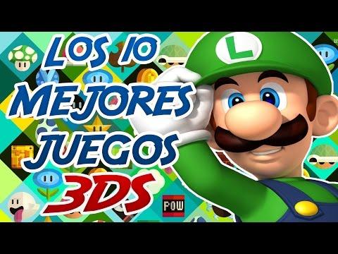 LOS 10 MEJORES JUEGOS DE LA NINTENDO 3DS PARTE 2