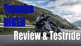 Yamaha Niken Review & Testride