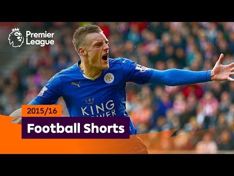 Stunning Goals  Premier League 201516  Vardy, Payet, Martial