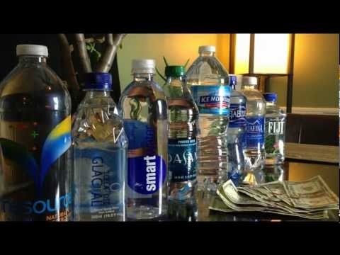 Do you drink bottled water?