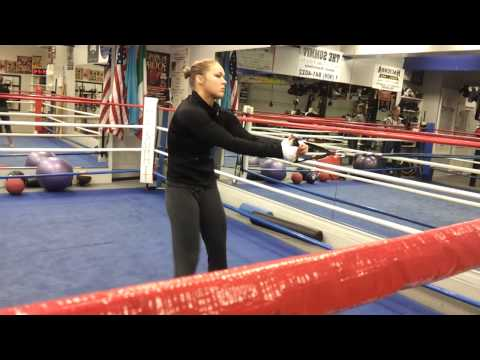 Inside the Summit at Big Bear with rondarousey