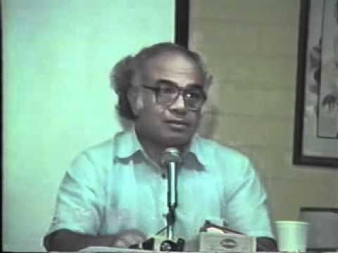 1989 Conference, Final speech by Dr. Rashad Khalifa