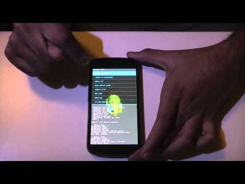 How To Install Android 4.4 KitKat on Samsung Galaxy Nexus I9250