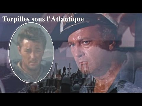 Torpilles Sous L'Atlantique 1957 (The Enemy Below)  - Film Réalisé Par Dick Powell