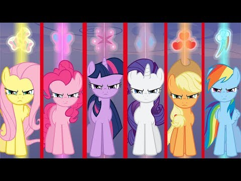 MLP look what you made me do sung in mlp voices PMV (Ashley H)