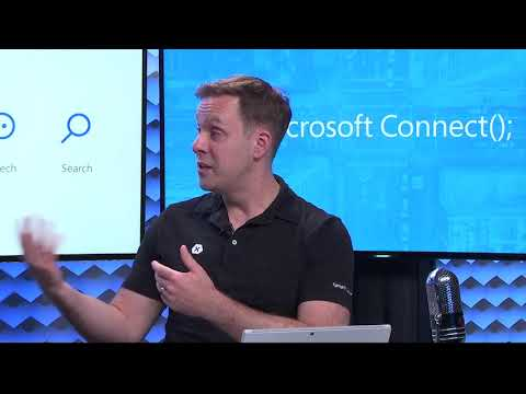 Connect; 2017 Connect apps to the cloud using Xamarin and Azure