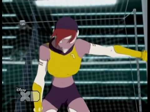 Galactik Football Season 3 Episode 5: Resonance (english) video