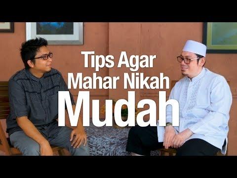 Bincang Santai: Cara Agar Mahar Nikah Mudah - Ustadz Ahmad Zainuddin, Lc.