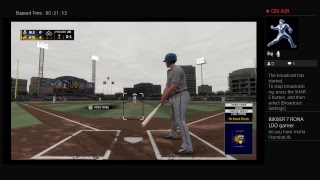 MY 1ST GAME  (MLB THE SHOW 2017)