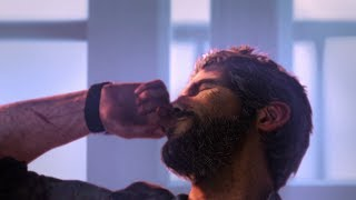 Joel Banderas animation - The last of us - @ VGX Video Gaming Awards 2013