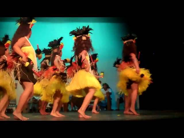 Kalama Polynesian Dancers 2011 -Tahitian Dancers-