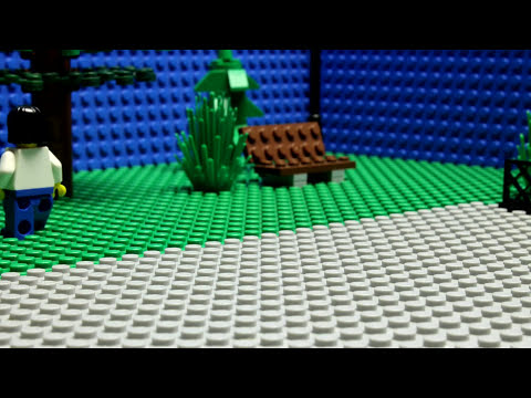 Lego Hide and Seek