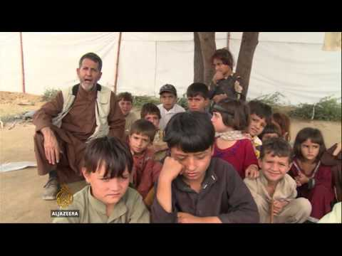 Pakistan's displaced settle in northwest