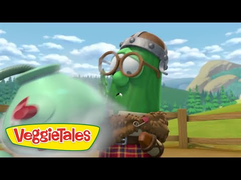 MacLarry & the Stinky Cheese Battle | VeggieTales
