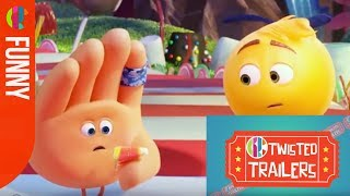 The Emoji Movie...Twisted Trailers!!! | CBBC