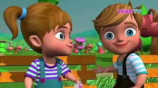 Little Jack Horner Sat In A Corner | nursery rhymes | kids songs | baby songs | chitti tv