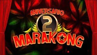 Marakong: 2° Aniversario - Donkey Kong Country (GBA) - EN VIVO