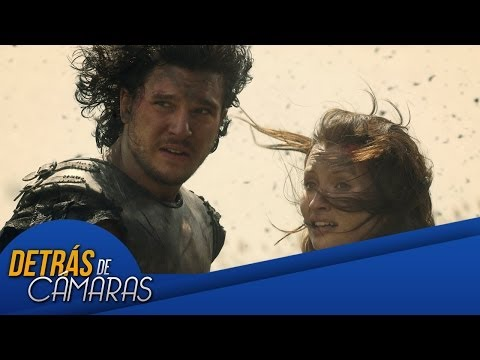 Pompeya - B-Roll Completo - Kit Harington. Kiefer Sutherland - HD