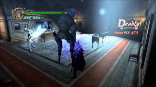 DMC4 - Secret Mission 3 (Nonviolent Resistance)