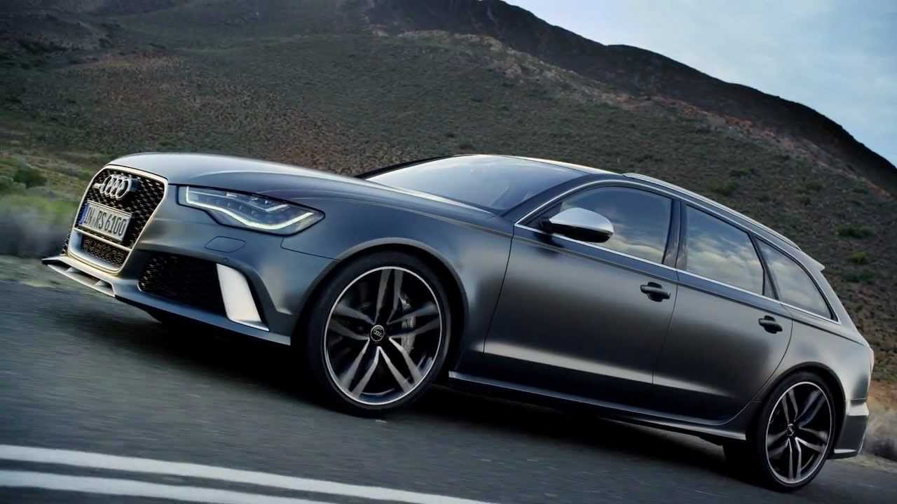 Audi Rs 6 Avant My 2013 Presentation Youtube