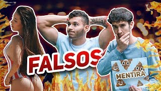 CUMPLIENDO PROMESAS FALSAS + ROAST YOURSELF