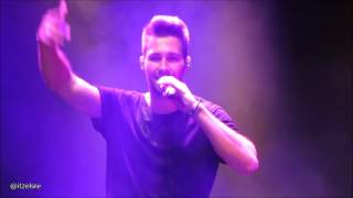 "James Maslow - ""Despacito (by Luis Fonsi)"" Live Mexico City 2017"