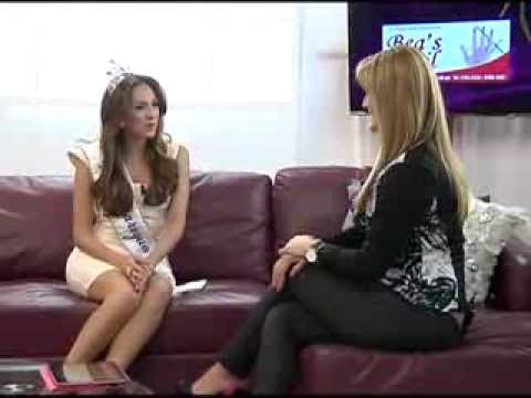 NuEvas - Marline Barberena Miss Nicaragua 2014