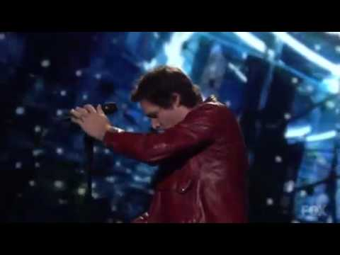 American Idol 7 'Michael Johns' Top 08 Men Perform