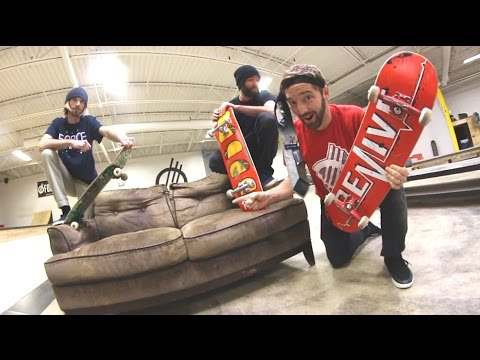 Gross Couch Skate / Can We Shred It?  EP6