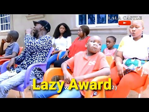 Lazy Award (Lalacastle Comedy) Try Not To Laugh Compilation