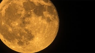 NIKON Coolpix P900 :: Photographing The Moon