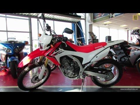 2013 Honda CRF250L Off Road Motorcycle - Centre Hamel Honda. St-Eustache. Quebec. Canada