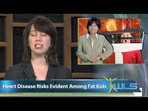Obesity Raising Cholesterol Rates Among Kids?
