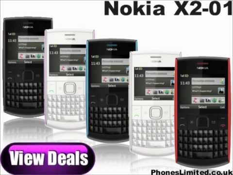 Wi-fi Nokia x2-01