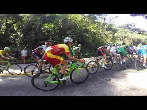 Subida das Canoas Prova Ciclismo de Estrada Olimpíadas Rio 2016