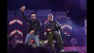 Temple Function 2018 Night Event By Vishal Shekhar