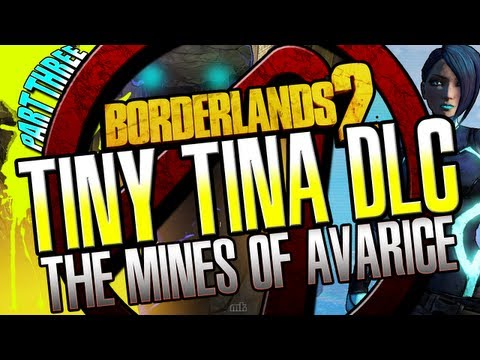 Borderlands 2 Tiny Tina's Assault on Dragon Keep Part 3