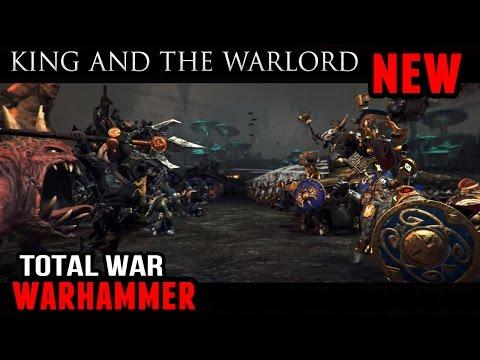 Total War: Warhammer - The King & The Warlord (DLC News)