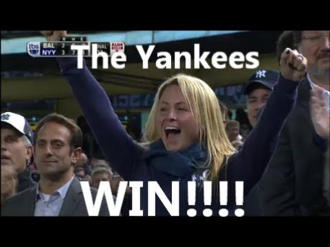 Yankees Vs Orioles 2012: Raul Ibanez Clutch HRs - FULL HIGHLIGHTS
